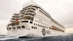 MSC Sinfonia - Capitais do Norte e Riquezas Russas